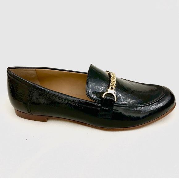 dbcf0145bc7  Franco Sarto  New With Box - Black Patent Loafers